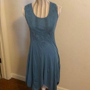 Mono Reno Blue Dress